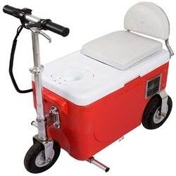 cooler scooter (from The Man Registry.com)-- want to build one and ride it to the next Stanford tailgate!