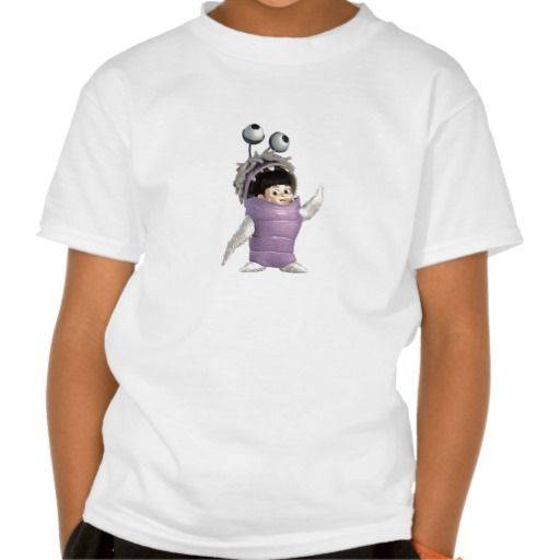 Monsters Inc. Boo in her Monster Costume