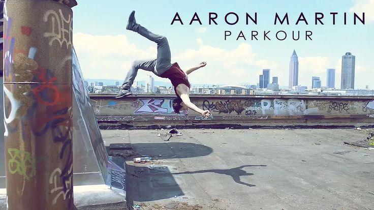 Aaron Martin - Parkour on Vimeo