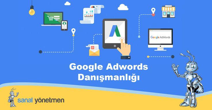 Google Adwords Yönetimi ve Başarılı Reklam Kampanyaları için Sanal Yönetmen'den Yardım Alabilirsiniz. #google #googleadwords #advertising   http://sanalyonetmen.com/reklam-danismanligi/