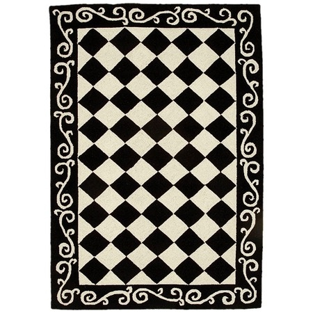 I pinned this Chess Rug in Black from the Diamond event at Joss and Main! #josscontest