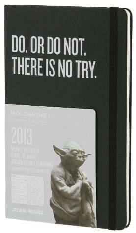 Seriously considering buying this! 2013 Limited Edition Planner - Star Wars - Weekly - Large Black Hard Cover: Months Week, Moleskine 2013, Large Stars, Limited Editing, Black Hard, Stars War, Moleskine Stars, Notebooks Planners, War Limited