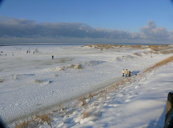 Borkum - Auch im Winter kann Inselurlaub Spaß machen von Reinhold Müller