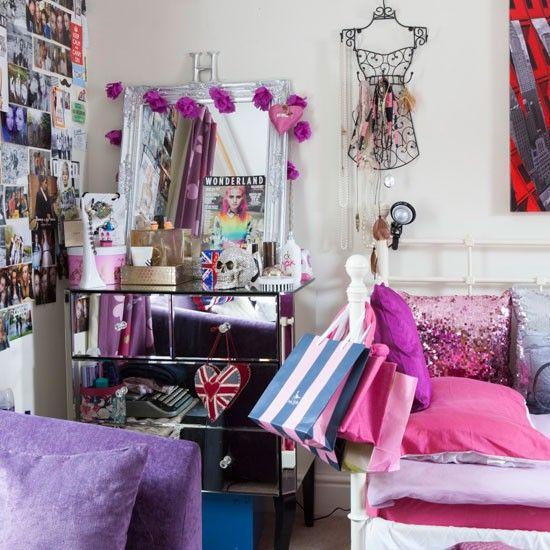 Bedroom Ideas For Teenage Girls Uk 93 best room ideas images on pinterest | bedroom ideas, home and