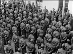 Recruitment and training of the new People's Army, Valencia, March 1937. Author: Gerda Taro #photography @Qomomolo