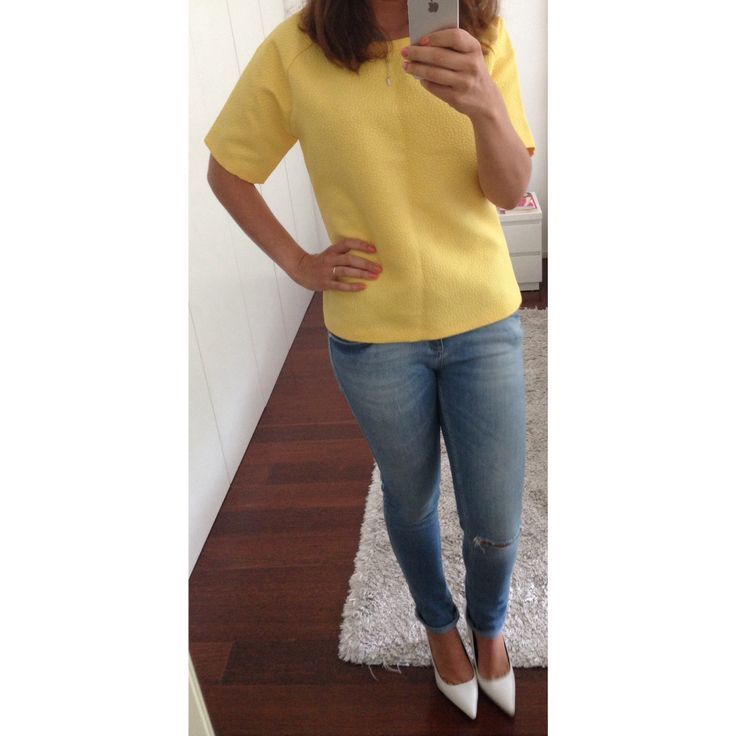 Top Yellow - SET DUMA