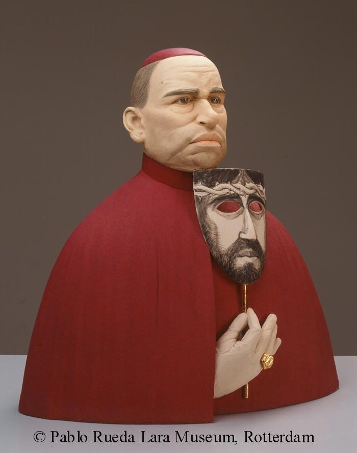 kardinalen-cardinals |  Pablo Rueda Lara
