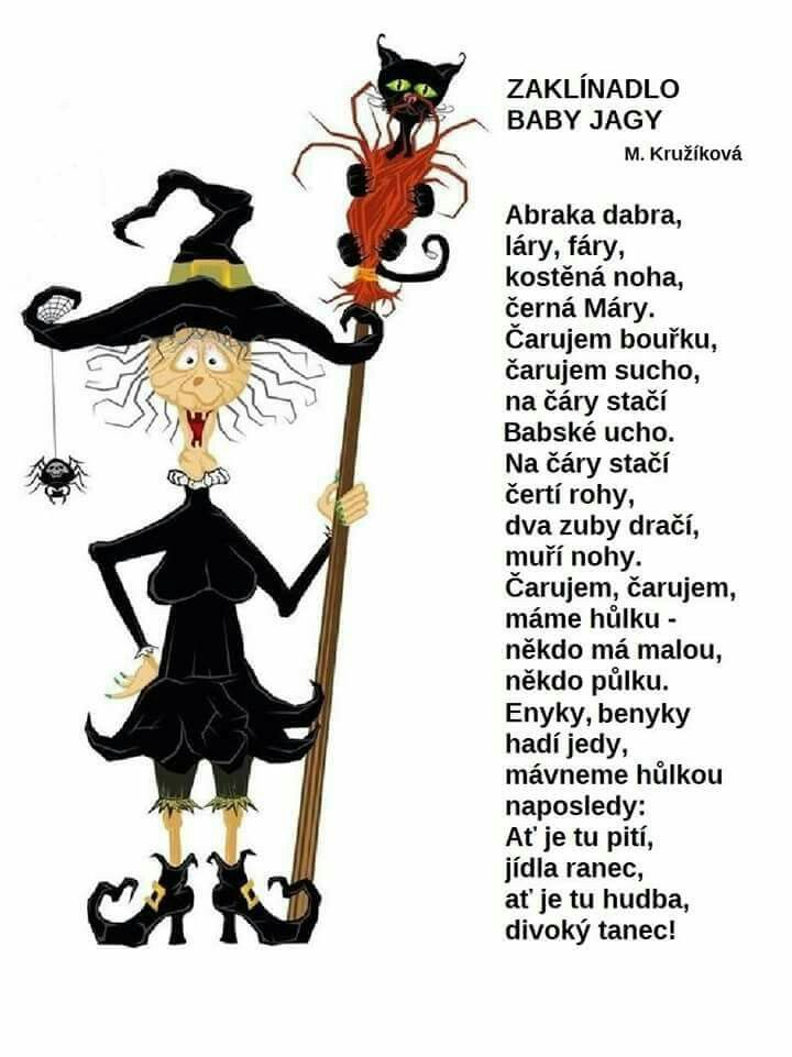 Čarodějnice | Halloween monster, Halloween witch, Halloween cards