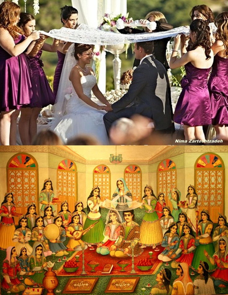 Persian wedding