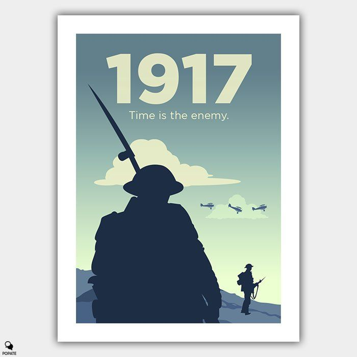 Pin On 1917 Poster
