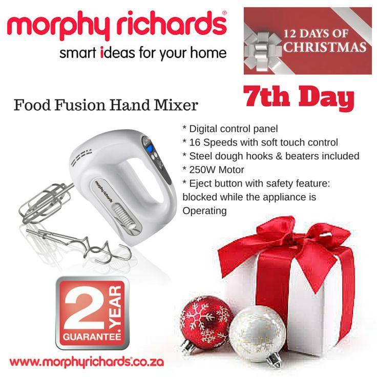 7th Day - Food Fusion Hand Mixer