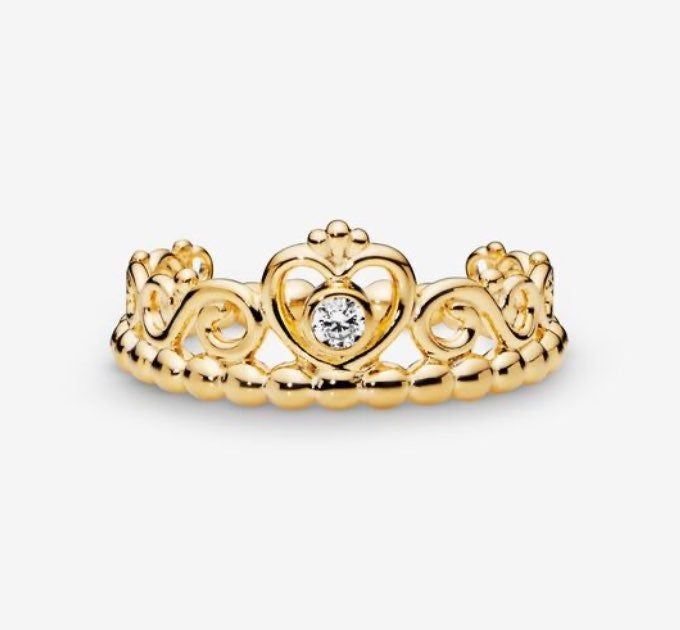 Brand new Size 8/8.5 Fit for a modern fairy tale, this PANDORA ...