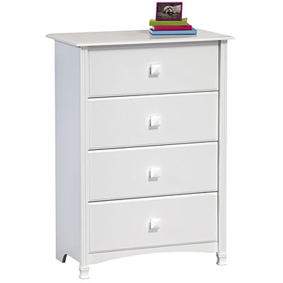 Best Ameriwood™ White 4 Drawer Chest At Big Lots Would Be Cute 640 x 480