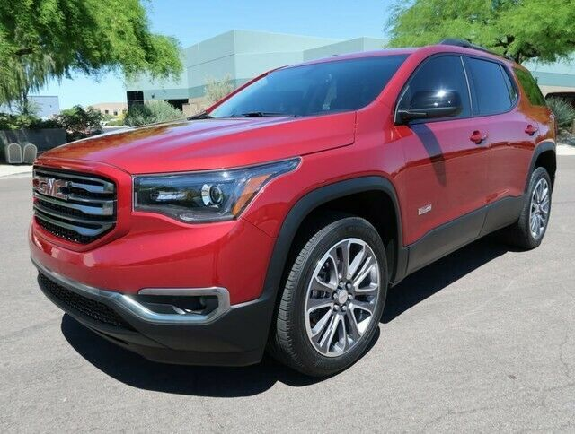 For Sale 2019 Gmc Acadia Slt 1 Awd All Terrain Navigation Back Up