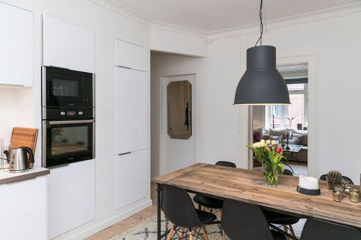 Bright apartment, trendy Copenhagen - Lejligheder til leje i København, Danmark