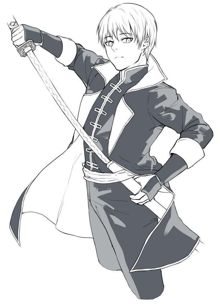 Anime: Gintama Personagem: Okita Sougo