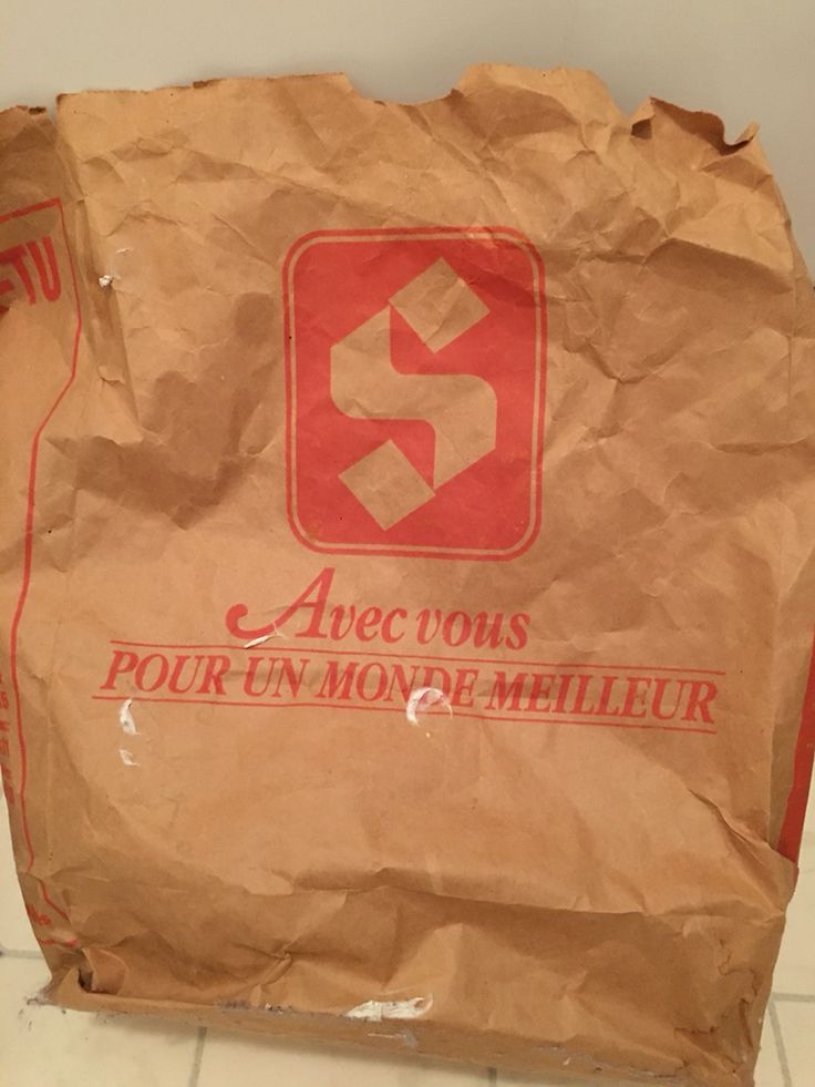 A bag from Steinberg's