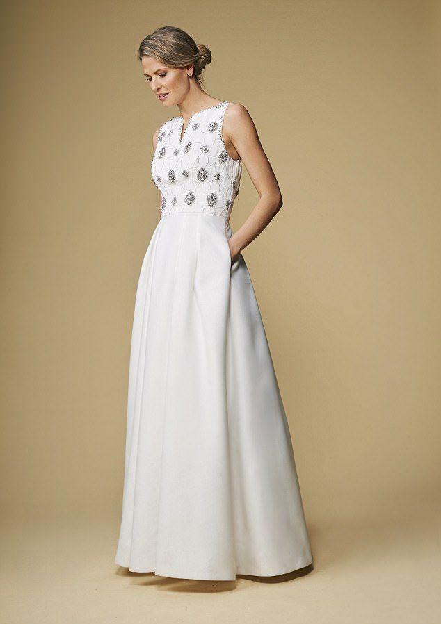 264 besten Wedding Dresses Bilder auf Pinterest | Hochzeitskleider ...