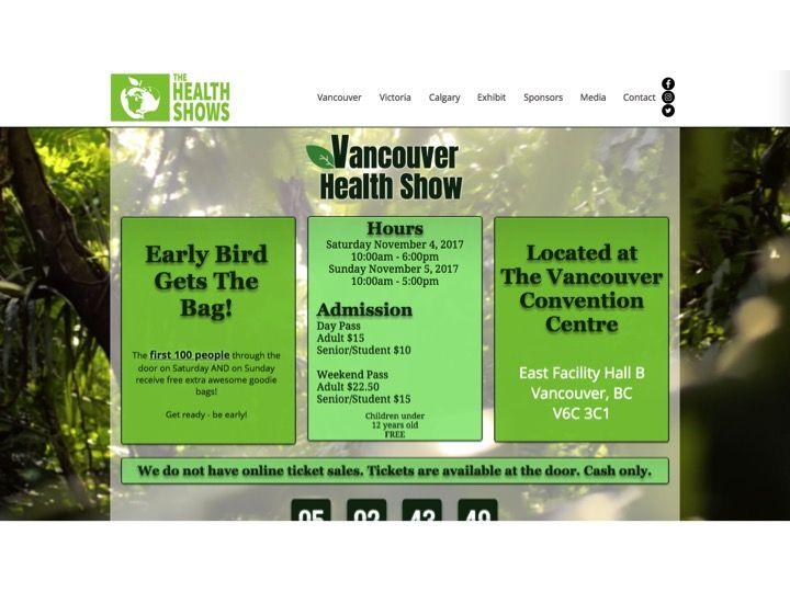 Come visit the VitaBiosa10+ exhibit @TheHealthShows Vancouver Convention Centre, NOV 4 & 5, 2017. Try our multi spectrum #probiotic formula!