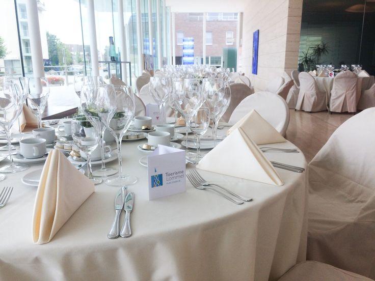 VIP catering op de profronde van Lommel.