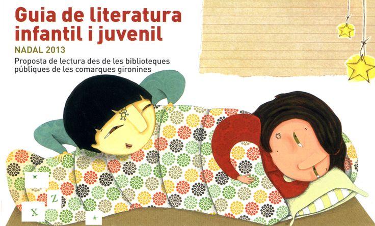Guia de lectures recomanables per a infants i joves feta pel grup  CLER, professionals de les biblioteques de comarques gironines. Nadal  2013. http://www.bibgirona.cat/assets/documents/000/167/918/GUIA_ESTIU_2014.pdf  Il·lustració portada: Lia Bertran. http://liabertran.blogspot.com.es/