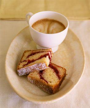 Cranberry Coffeecake Recipe   Epicurious.com