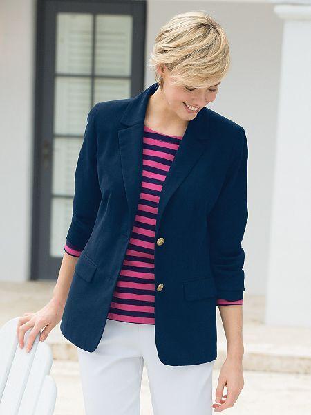 Best 25 travel blazer ideas on pinterest vestido de tablas smart casual casual fashion style for Travel pants petite