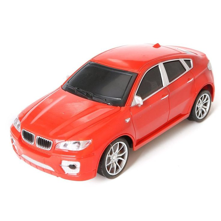 Electric Rc Cars BMW X6 Red Fast and Furious Remote Control 1/16 Scale Boys Toys #ElectricRcCars