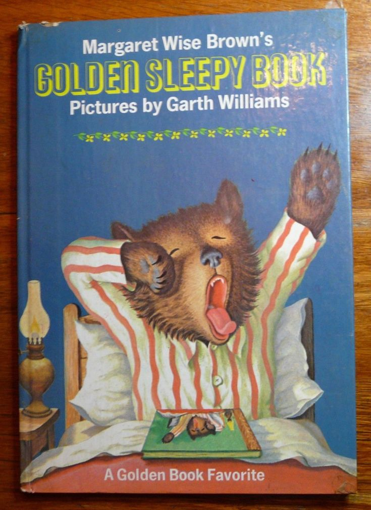 Golden Sleepy Book Margaret Wise Brown Garth Williams HC 1948 Golden Press | Books, Children & Young Adults, Other Children & Young Adults | eBay!