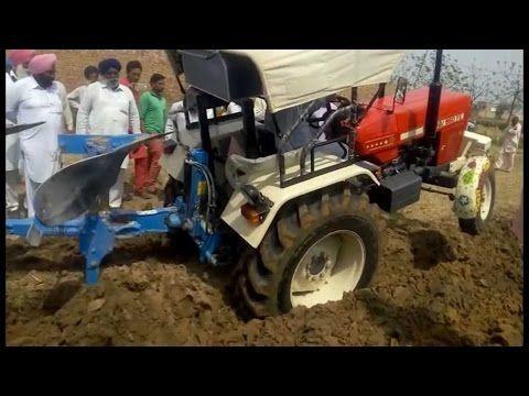 John Deere 8295R - Dondi subsoiler in action - YouTube