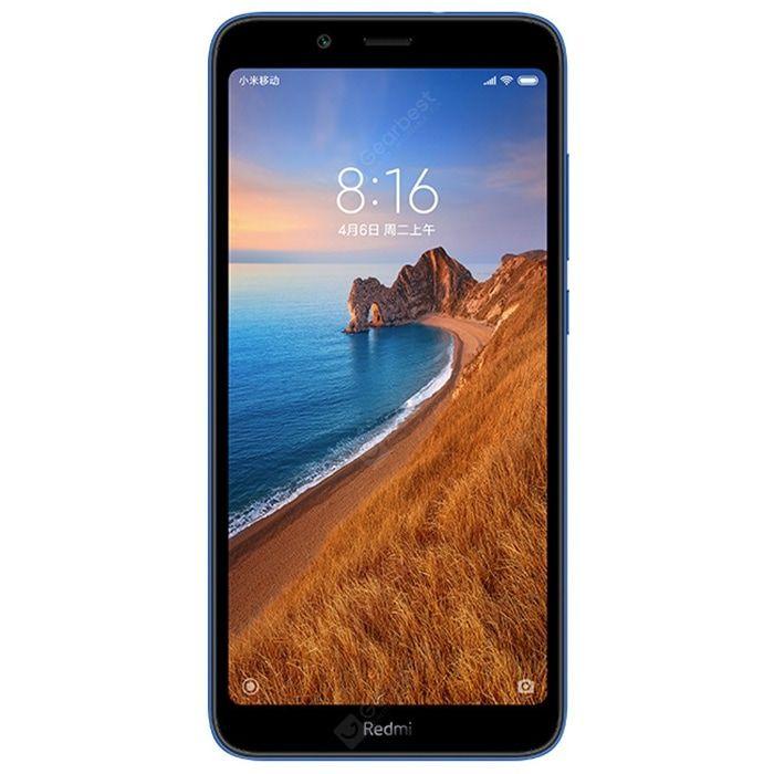 Xiaomi Redmi 7a 5 45 Inch 4g Smartphone Global Version Gearbest Xiaomi 2gb Ram Buy Cell Phones Online