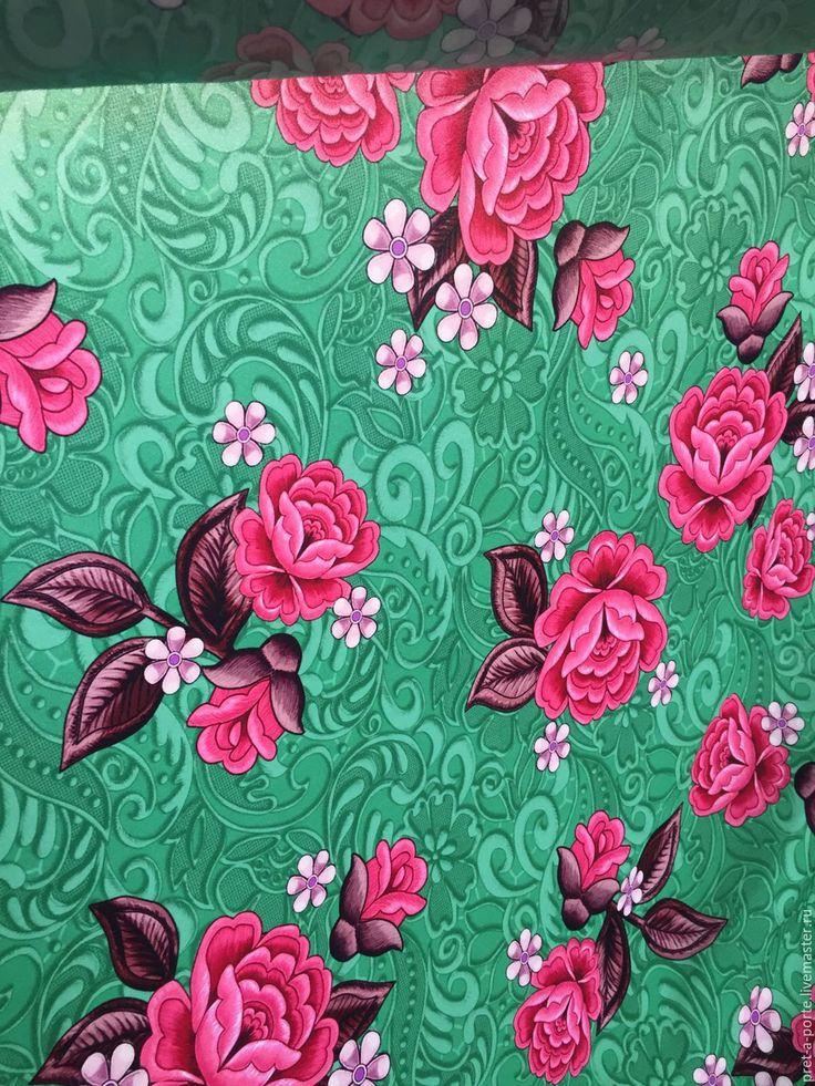 Купить D&G шелк креп- стрейч , Италия - итальянские ткани, итальянский шелк, Плательная ткань
