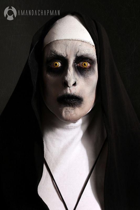 VALAK - The Conjuring 2 | Amanda Chapman's 31 Days Of Halloween