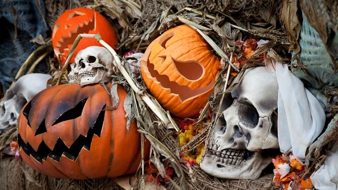 1000 id es sur le th me d corations pour maison hant e sur - Comment faire des decoration d halloween ...