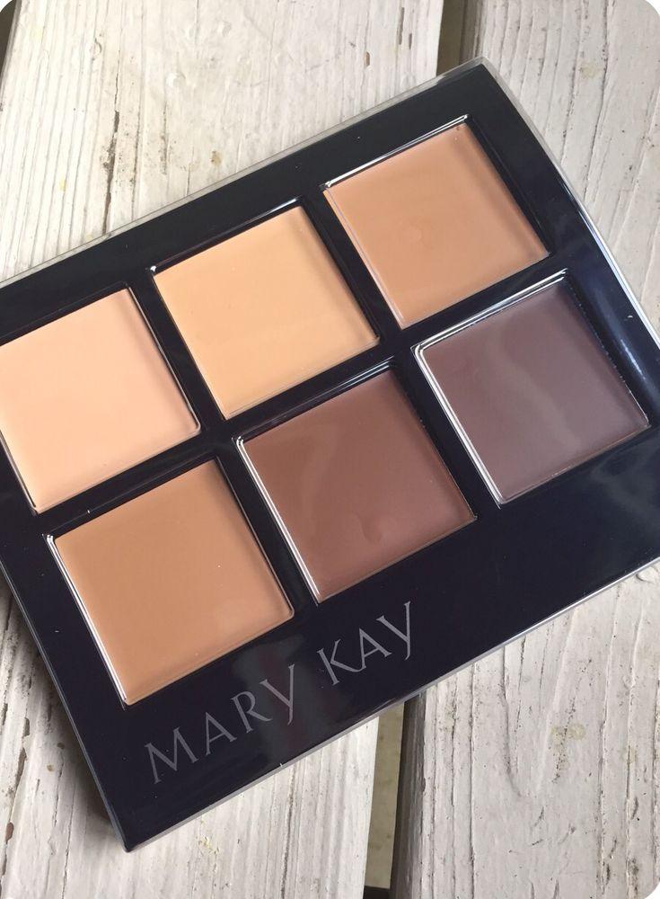 Fabulosa Paleta de Contorno Mary Kay!!