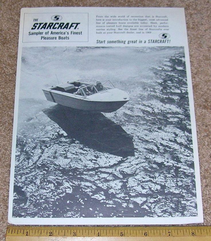 Starcraft Boats Used
