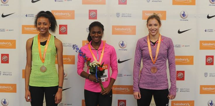 WR talks to junior world champion, Dina-Asher Smith - Women's Running