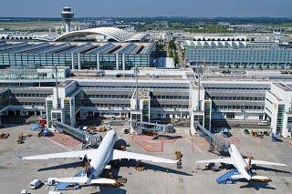 Идеальное путешествие: В аэропорту Мюнхена появился зал первого класса с ...