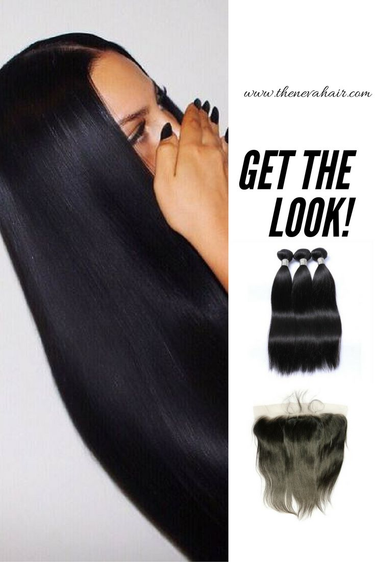 Enhance your natural beauty by adorning your hair with fabulous bundles of Néva Hair Straight hair extensions, and fall in love with your hair again!