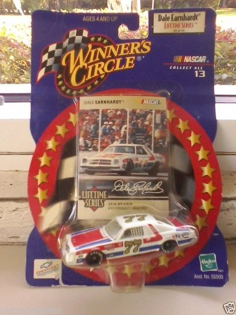 Winner S Circle Dale Earnhardt Lifetime Series  Car Goodwrench