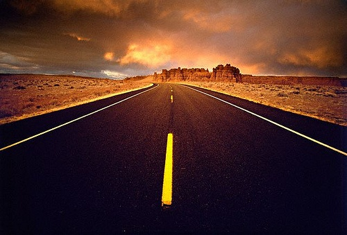 <3<3<3 42-15150468-Desert Highway by Image Collection, via Flickr