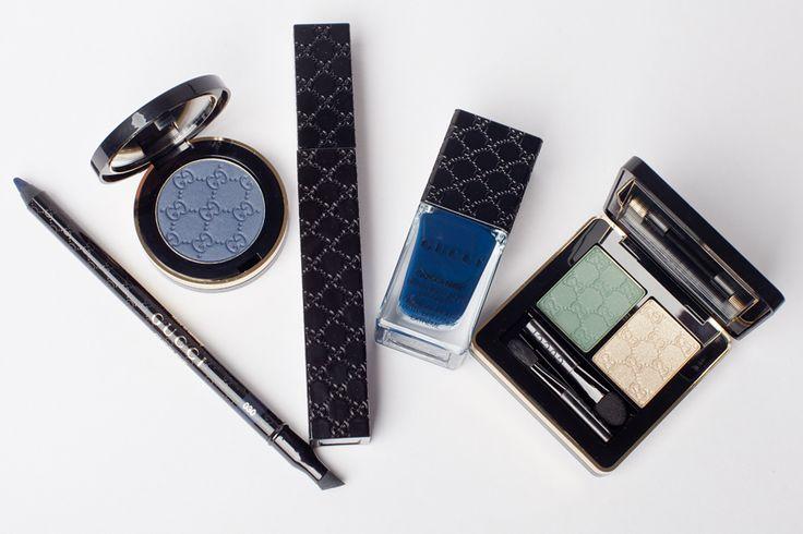 Первая летняя коллекция макияжа от Gucci - обзор и свотчи помады, карандаша для век, теней, туши и лака для ногтей
