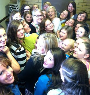 Combined Young Women lesson/activity Unity and Sympathy  great for pre- girls camp preps !