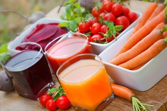 5 receitas de sucos para melhorar sua saúde! <3