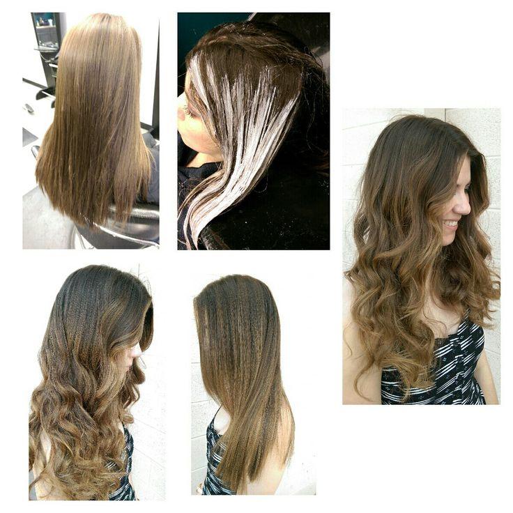 ❤painting hair!!!