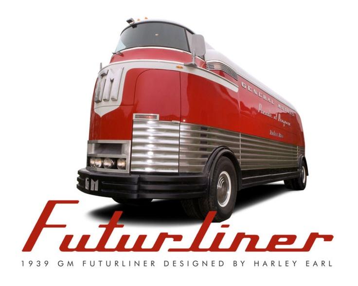Gmc Futurliner Busses Motor Car And Dream Cars