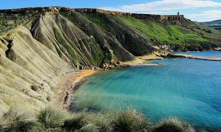 The Most Scenic Coastal Walk In Malta - Tara's Travels