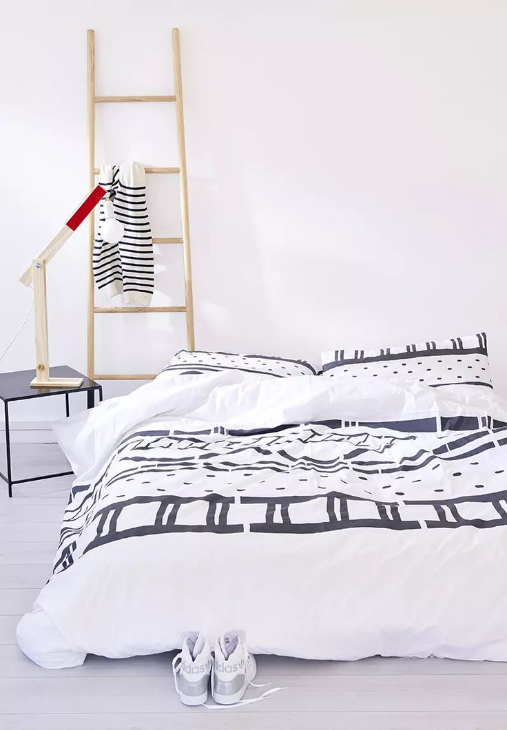 Ladder Duvet Cover