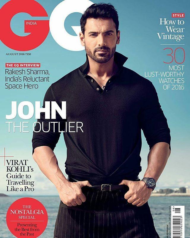 John Abraham, my #1 favorite Bollywood actor, looking smokin' hot as usual