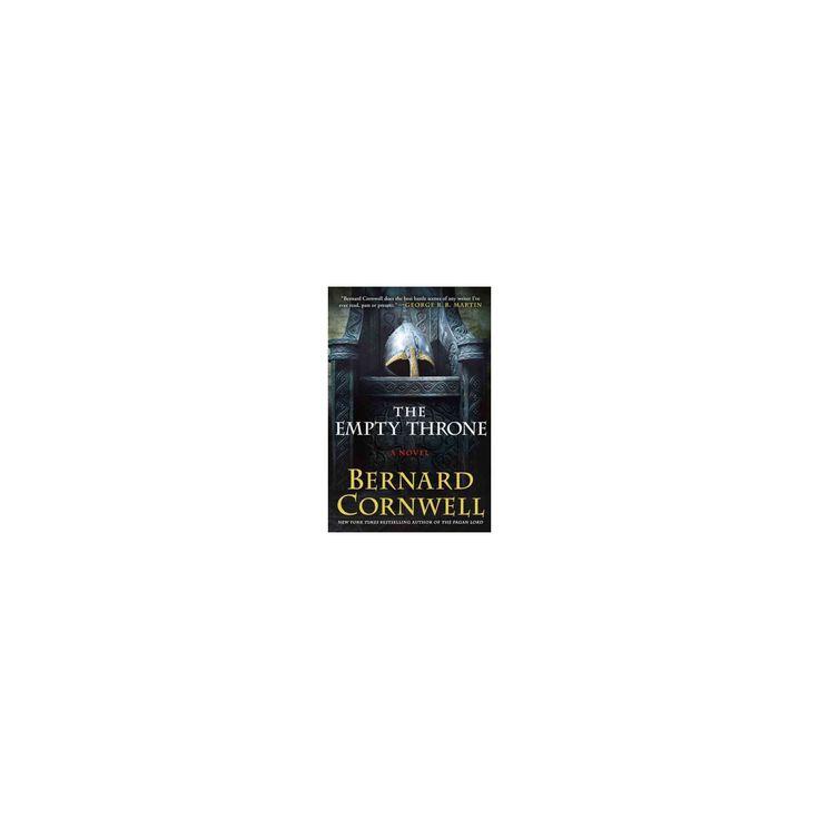 Empty Throne (Hardcover) (Bernard Cornwell)